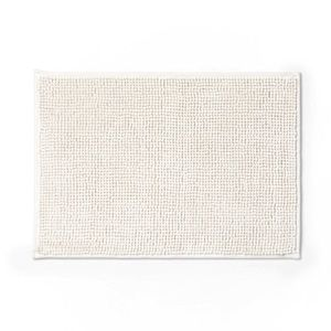 4 Made By Design Solid Bath Rugs, Cream